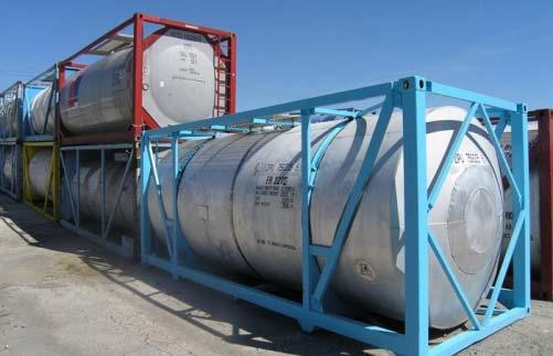 Цистерна для перевозки наливного груза